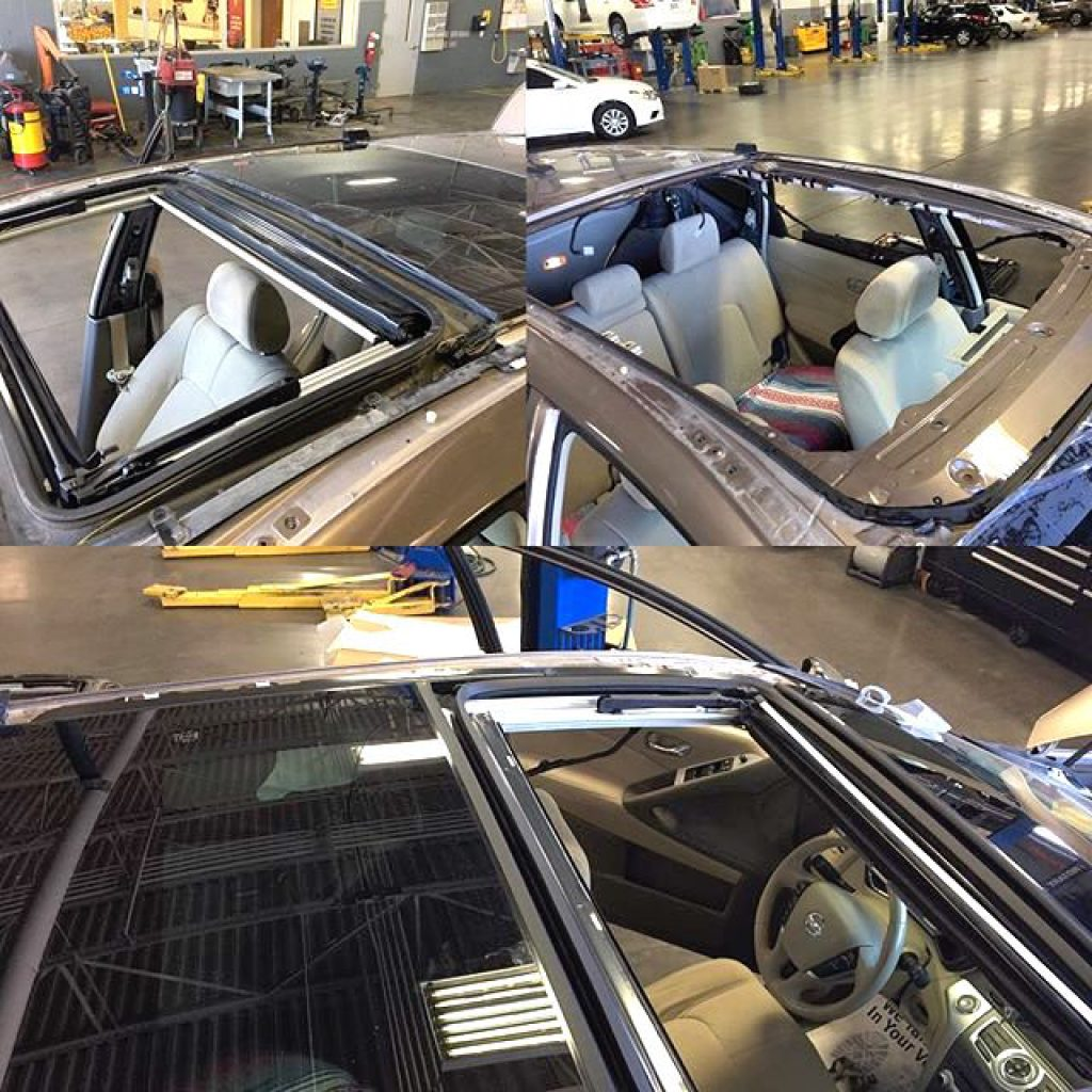 Full Panoramic Roof Replacement